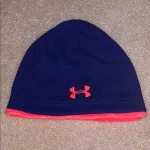 Under Armour Youth Hat and Headband Set